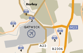 Gatwick Airport Parking