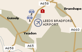 Leeds Bradford Airport Parking